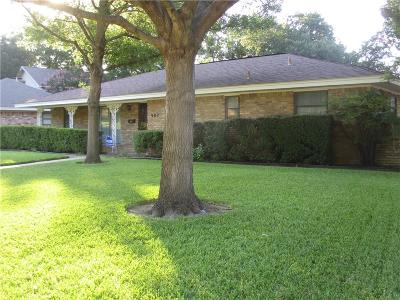 Grand Prairie Single Family Home For Sale: 902 Hampshire Street