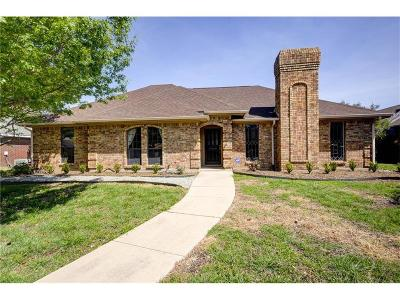 Frisco Residential Lease For Lease: 8074 Hickory Street