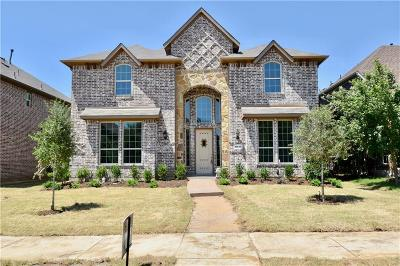 Collin County Single Family Home For Sale: 11640 Gatesville Drive