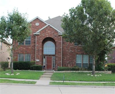 Frisco Residential Lease For Lease: 11799 Stephenville Drive