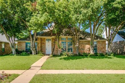 The Colony Single Family Home For Sale: 4608 Archer Drive