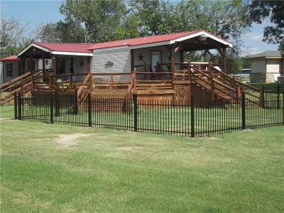 Palo Pinto County Single Family Home For Sale: 2334 Sandbar Road #1