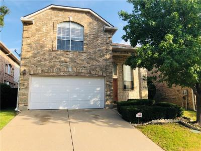 Irving Single Family Home Active Option Contract: 8211 Dogwood Lane