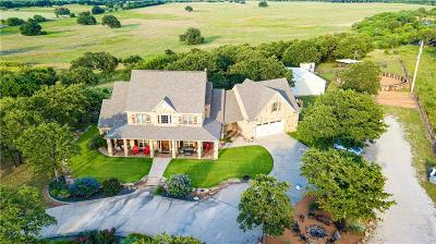 Strawn Single Family Home For Sale: 4141 Davidson Cemetary Road