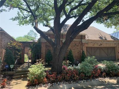Dallas Townhouse Active Option Contract: 4944 Briarwood Place