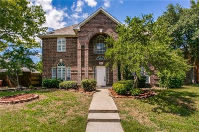 Lewisville Single Family Home For Sale: 1325 Summertime Trail