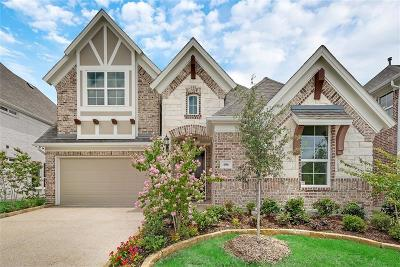 Allen Single Family Home For Sale: 606 River Rock Way
