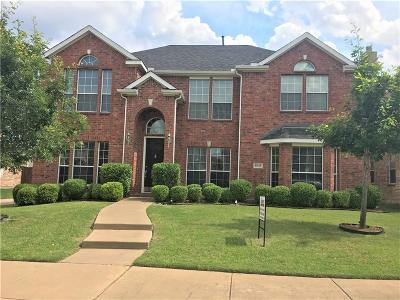 Frisco Residential Lease For Lease: 10819 Providence Drive