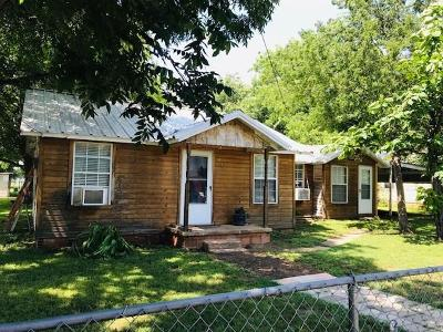 Palo Pinto County Single Family Home For Sale: 612 SW 20th Street