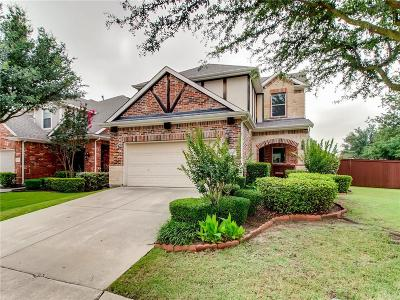 McKinney Single Family Home For Sale: 2109 Hopkins Drive