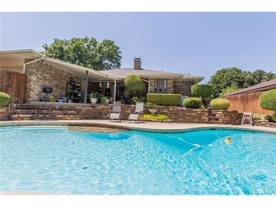 Grand Prairie Single Family Home For Sale: 3425 Racquet Club Drive