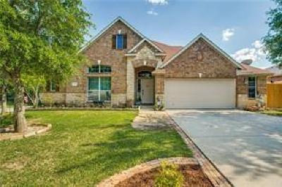 Azle Single Family Home For Sale: 1432 Glenwood Drive