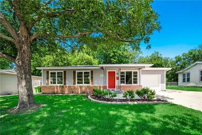 North Richland Hills Single Family Home For Sale: 3711 Kris Street