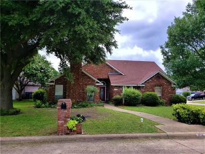 Farmersville Single Family Home For Sale: 715 Pecan Creek Court
