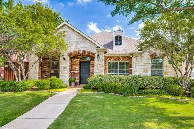 Frisco Single Family Home For Sale: 2117 Barret Drive