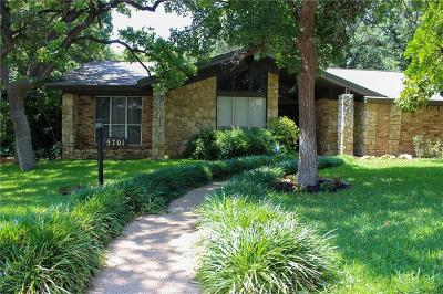 Fort Worth Single Family Home For Sale: 5701 Azteca Drive
