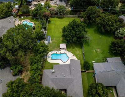 Bedford Single Family Home Active Option Contract: 840 Spring Brook Drive