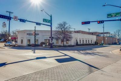 Frisco Commercial For Sale: 7011 Main Street