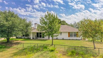 Weatherford Single Family Home For Sale: 602 Advance Road