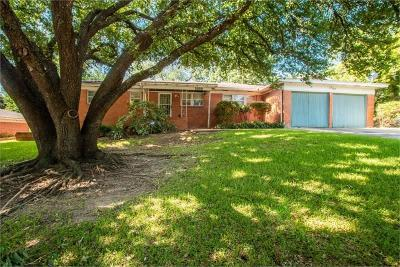 Fort Worth Single Family Home For Sale: 3559 Bilglade Road