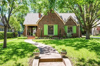 Dallas County Single Family Home For Sale: 903 Monte Vista Drive