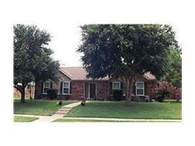 Coppell Residential Lease For Lease: 931 Mapleleaf Lane