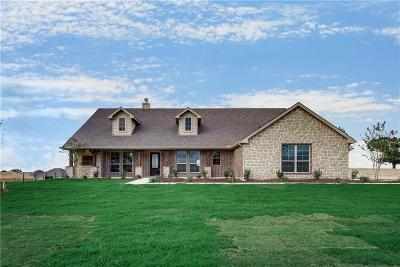 Denton County Single Family Home For Sale: 13700 George Foster Road