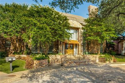 Dallas Single Family Home For Sale: 6 Glenmeadow Court