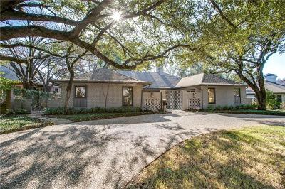 Dallas County Single Family Home For Sale: 3826 N Versailles Avenue