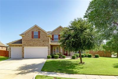 Fort Worth Single Family Home Active Option Contract: 4100 Willingham Court