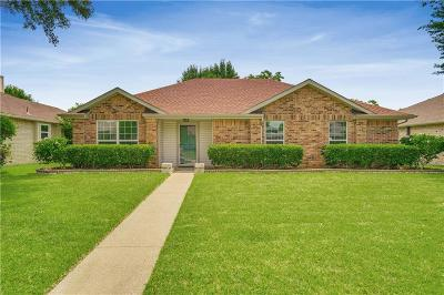 Denton County Single Family Home For Sale: 2028 Clearwater Trail