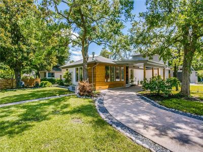 Dallas Single Family Home For Sale: 553 Aqua Drive