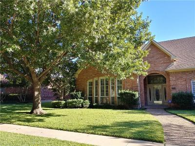 Dallas County, Denton County, Collin County, Cooke County, Grayson County, Jack County, Johnson County, Palo Pinto County, Parker County, Tarrant County, Wise County Single Family Home For Sale: 4100 Whistler Drive