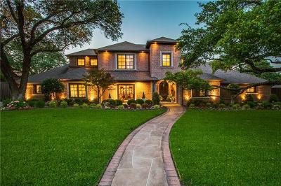 Dallas County Single Family Home For Sale: 4749 Hallmark Drive