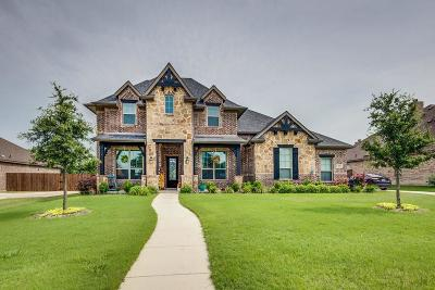 Waxahachie Single Family Home For Sale: 118 Water Garden Drive