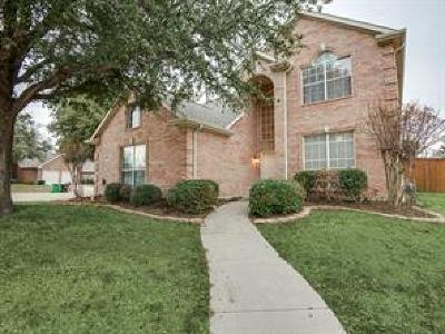 Flower Mound Single Family Home For Sale: 2908 Pioneer Park Drive