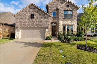 Lewisville Single Family Home For Sale: 221 Ridgewood Drive