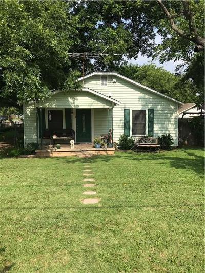 Fort Worth Single Family Home For Sale: 274 Churchill Road