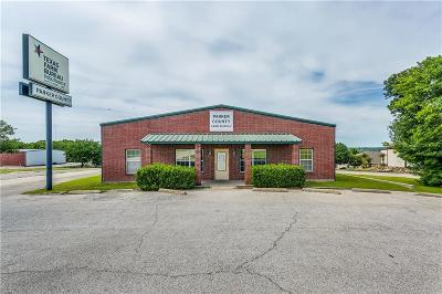 Weatherford Commercial For Sale: 1515 Fort Worth Highway