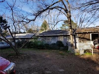 Mabank Single Family Home For Sale: 6958 Double Bridge Road
