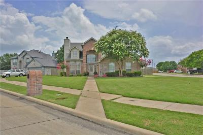 Forney Single Family Home For Sale: 501 Willow Lane