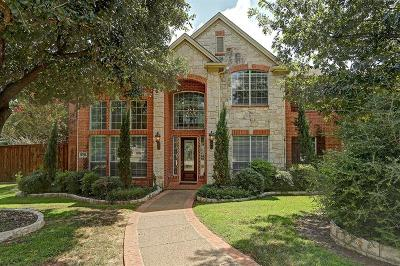 Collin County Single Family Home For Sale: 4724 Deer Valley Lane