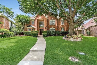 Allen Single Family Home For Sale: 1112 Laguna Court