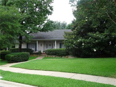 Dallas County Single Family Home For Sale: 2805 Wingren Road
