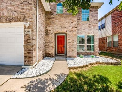 Denton County Single Family Home For Sale: 1130 Partridge Drive