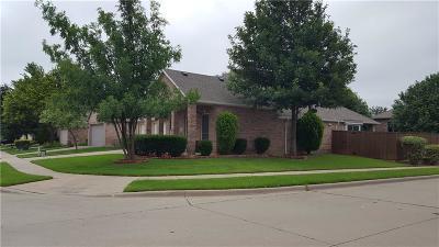 McKinney Single Family Home For Sale: 8233 Livingston Lane