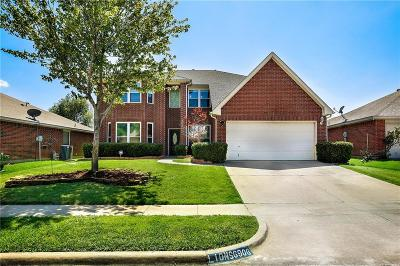 Single Family Home For Sale: 6906 Milam Lane