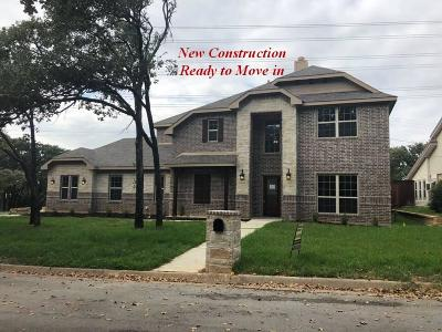Arlington Single Family Home For Sale: 6311 Amicable Drive