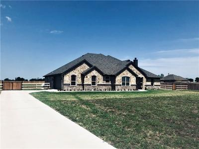 Godley Single Family Home Active Option Contract: 7701 County Rd 1009