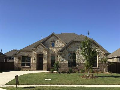 Flower Mound Single Family Home For Sale: 6512 Elderberry Way